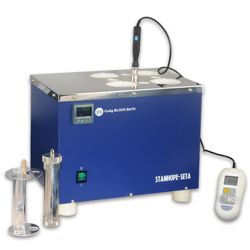 Сухоблочный термостат Seta для испытаний на коррозию - 11310-0'