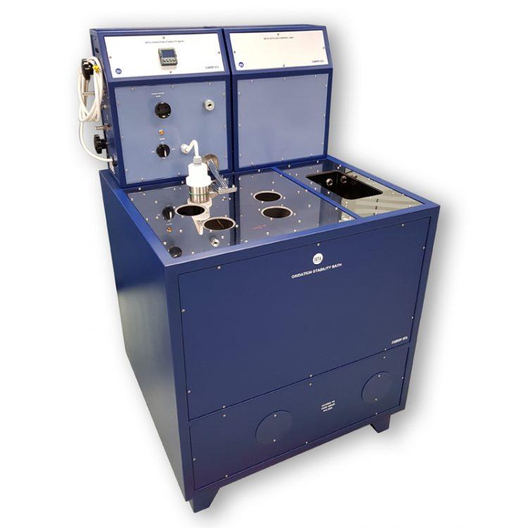Автоматический аппарат Seta для определения окислительной стабильности - 15400-5'