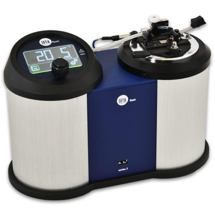 Анализатор для определения температуры вспышки в закрытом тигле малого размера Setaflash серии 3 - 30000-3'
