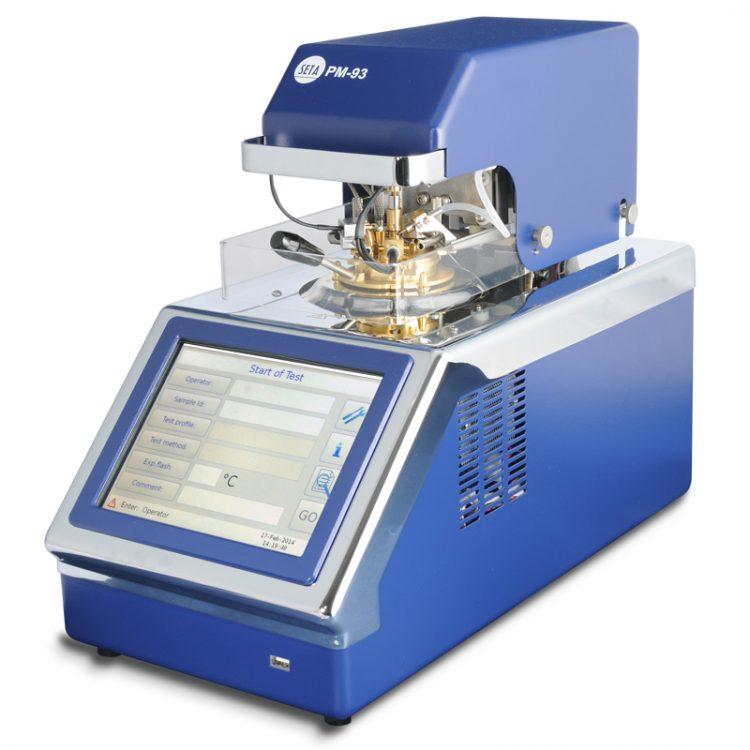 Анализатор температуры вспышки в закрытом тигле по Пенски-Мартенсу PM-93 - 35000-0 product image