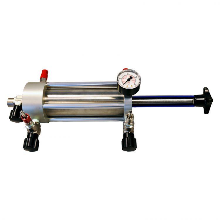 Цилиндр с ручным поршнем для отбора нефти - 80615-0'