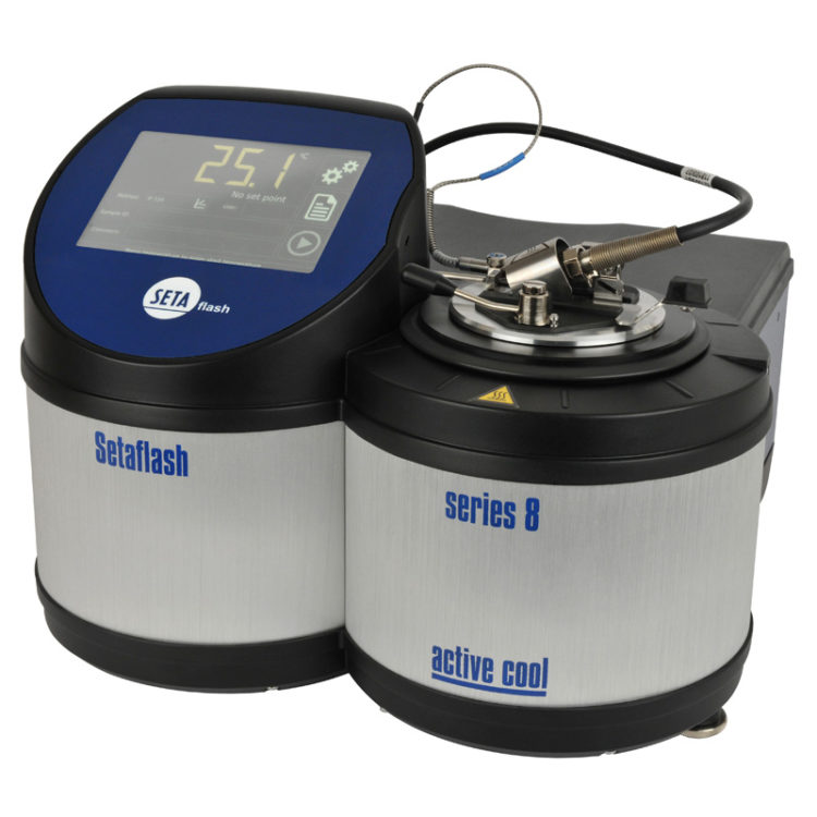 Анализатор для определения температуры вспышки в закрытом тигле малого размера Setaflash серии 3 - 82100-2'