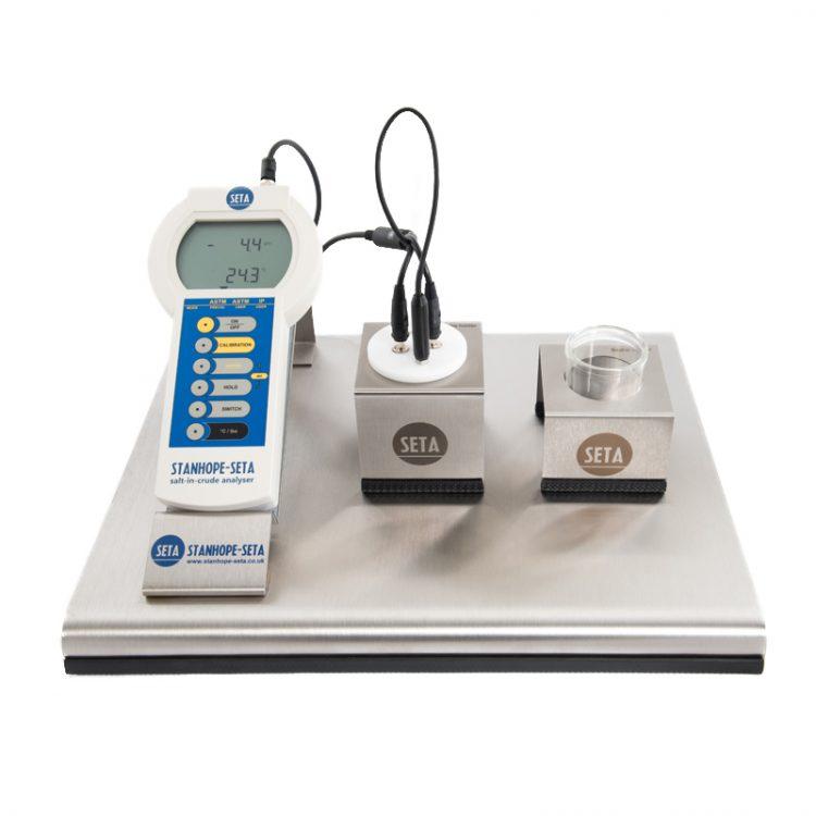 Анализатор солей в нефти - 99700-6 product image