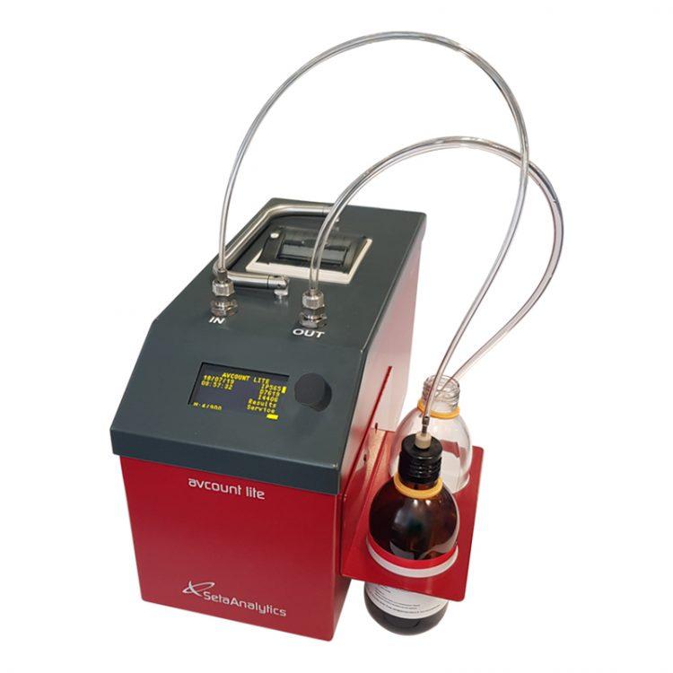 Счетчик частиц AvCount Lite - SA1800-2 product image