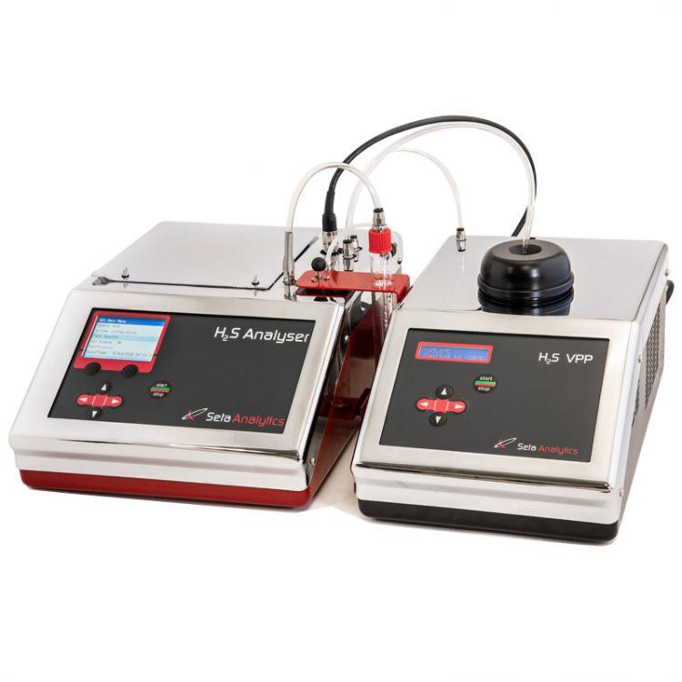 Анализатор сероводорода H2S Analyser - SA4000-3'